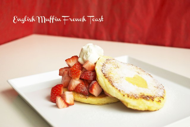 English-Muffin-French-Toast